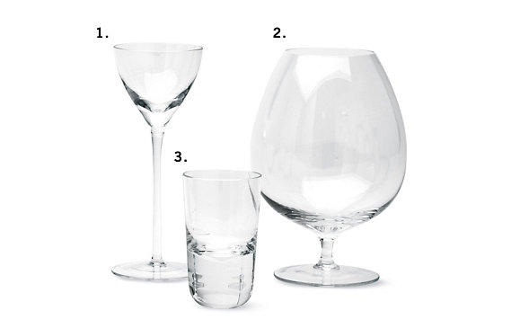 Duncan Liqueur Glass, Set of 4