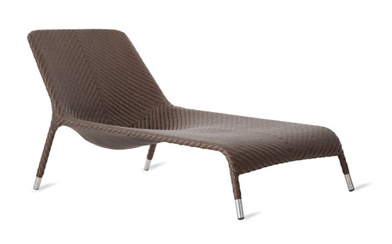 Scoop Chaise Lounge
