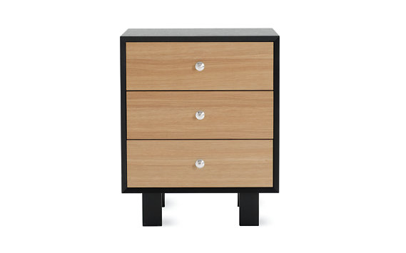 Nelson™ BCS 3 Drawers, Bench Mount