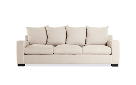 "Muse 72"" Sofa in Fabric C"