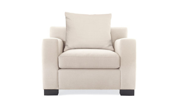 Muse Armchair in Fabric C