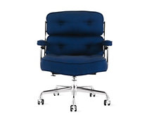 Eames® Executive Chair in Messenger Fabric