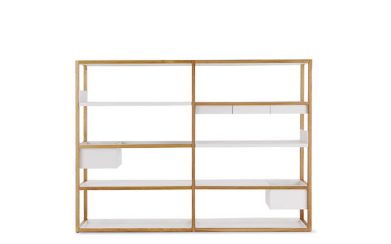 Lap Shelving System, Medium Frame