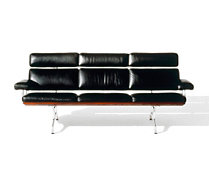 Eames® Three-Seat Sofa