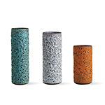 Volcanic Tube Vases