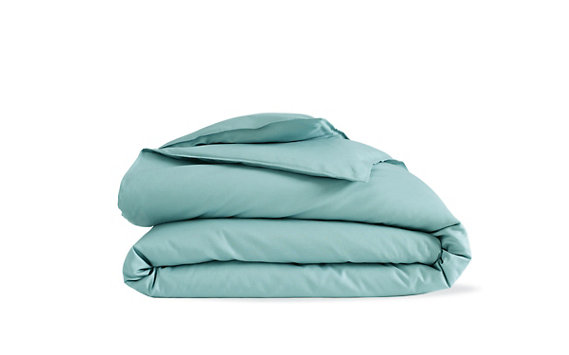 DWR Percale Duvet Cover - Full/Queen