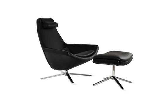 Metropolitan Chair in Leather