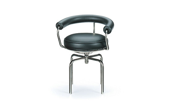 Vitra Miniatures Collection: LC7 Swivel Stool