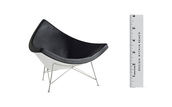 Vitra Miniatures Collection: Nelson Coconut Chair