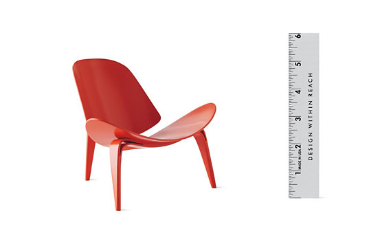 Vitra Miniatures Collection: Shell Chair