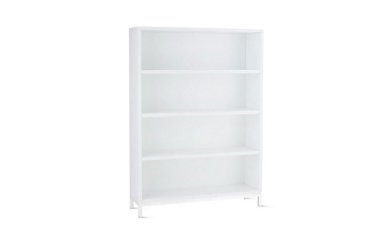 Sapporo Shelving w/Cable Management, One High