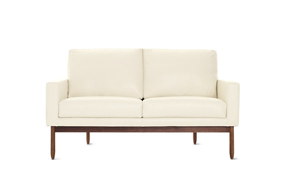 Raleigh Two-Seater Sofa in Leather