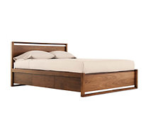 Matera Bed With Storage - Twin