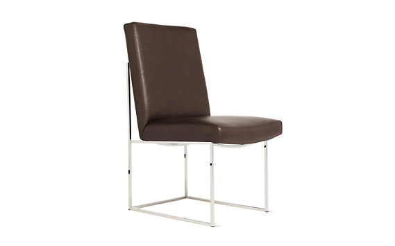 Milo Baughman Dining Side Chair