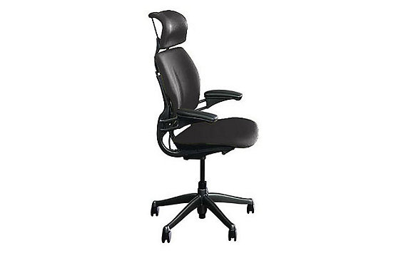 Freedom® Task Chair with Headrest in Vellum