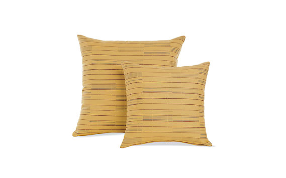 "18"" Outdoor Pillows in <i>Octave</i> Maharam Fabric"