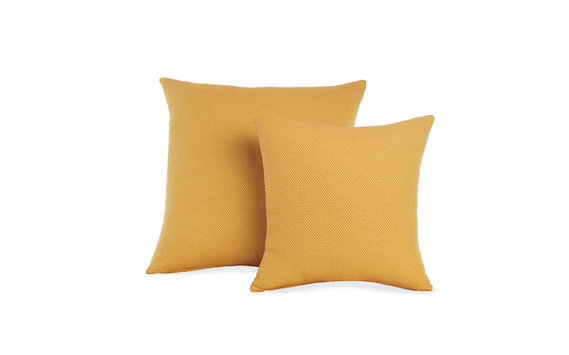 "18"" Outdoor Pillows in <i>Paver</i> Maharam Fabric"