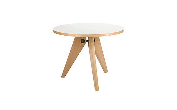 Prouvé Gueridon Table