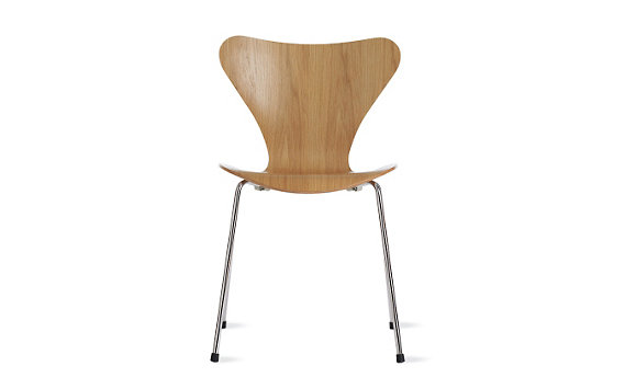 Series 7™ Chair in Natural Veneer