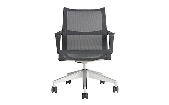 Setu Multipurpose Chair, Graphite Frame