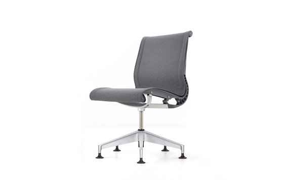 Setu Side Chair, Graphite Frame