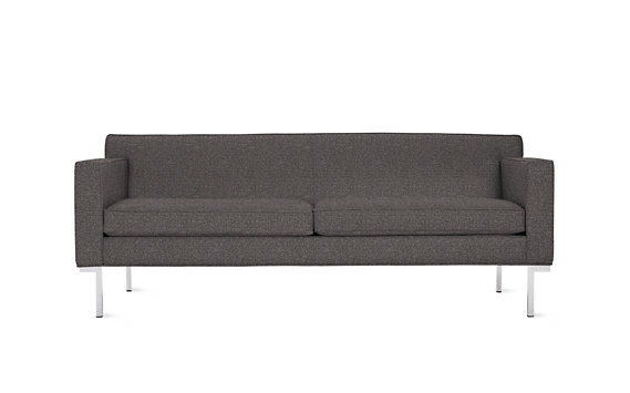 Theatre Sofa in Double Fabric