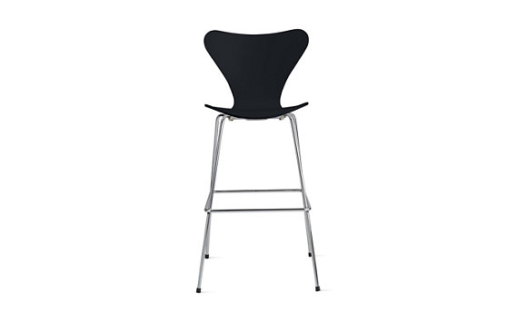 Series 7™ Barstool in Lacquered Veneer