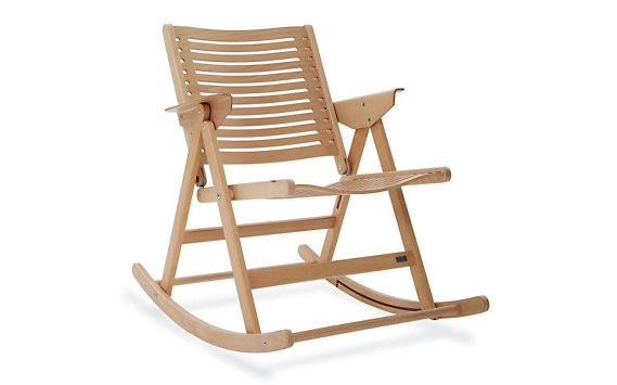 Rex Folding Rocker Design Within Reach