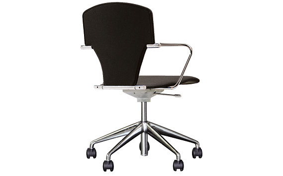 Egoa Task Chair Soft Wheels - Leather