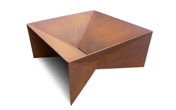 Small Plodes® Geometric Fire Pit