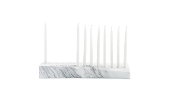 Ascalon Menorah with Candles