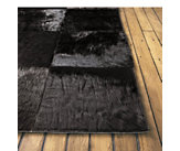 Patch Cowhide Rug - 6x9