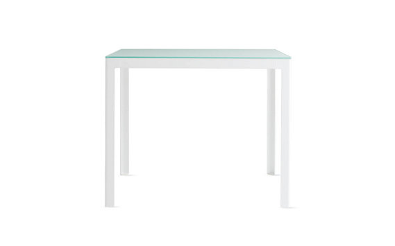 Min Table, Small with Glass Top