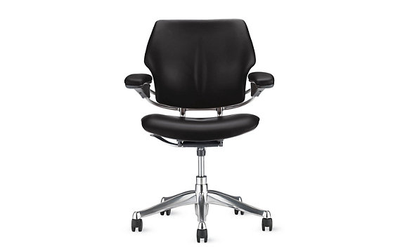 Freedom Task Chair - Vicenza Leather