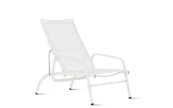 Lucca Adjustable Lounge Armchair