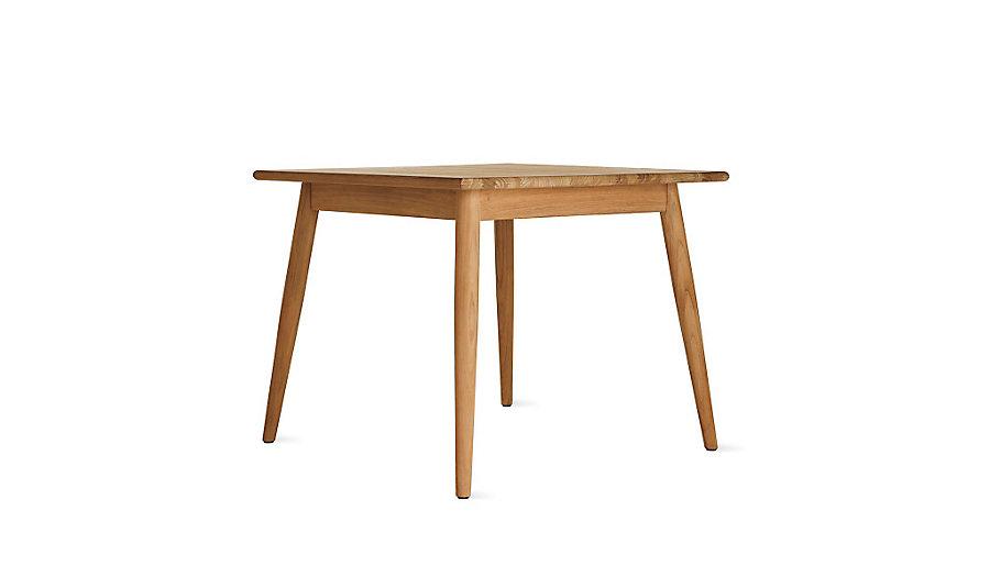GLOSTER Verden Square Dining Table Teak Outdoor DWR Design