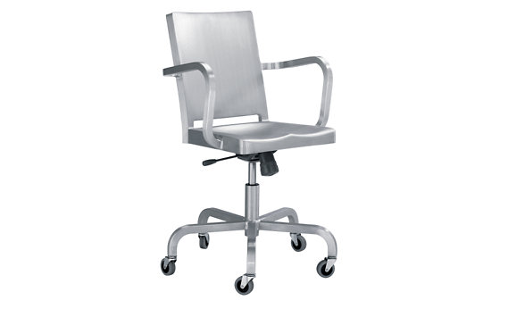 Hudson Task Chair, Brushed