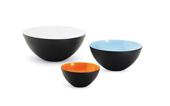 Small Krenit Bowls, Set of 3