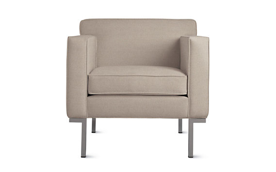 Theatre Armchair, Cotton Twill