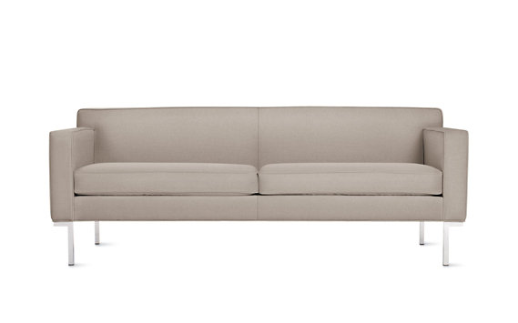 Theatre Sofa, Cotton Twill
