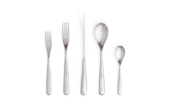 Century Flatware, 5-Piece Setting