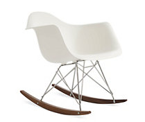Eames® RAR, Chrome/Maple Base