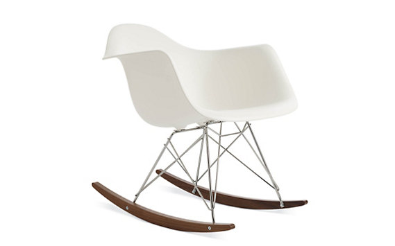 design within reach eames rocking chair woodideas. Black Bedroom Furniture Sets. Home Design Ideas