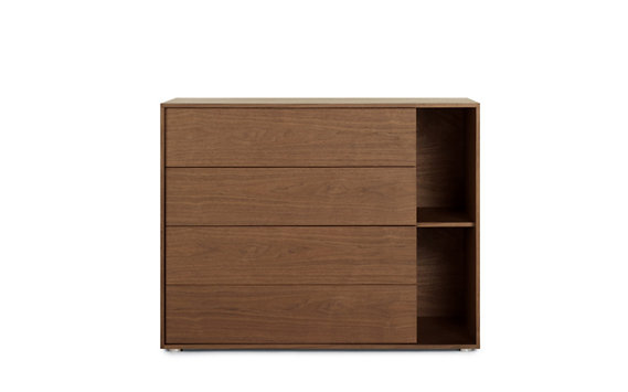 Parallel Wide Dresser, Left