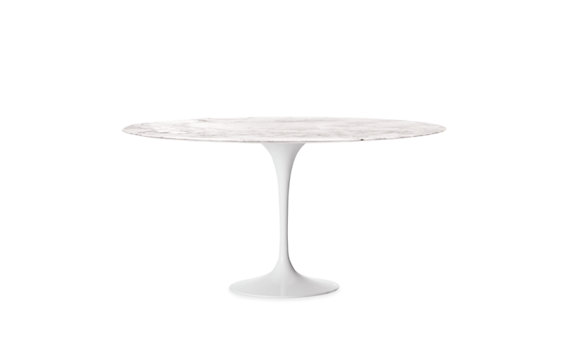 Saarinen Oval Dining Table | <font color=red>Stocked Options</font>