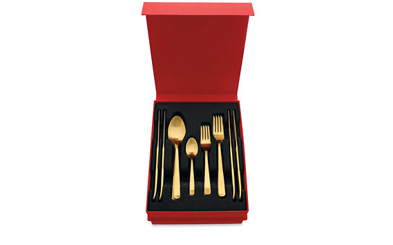 Almoco Flatware, 20-Piece Set