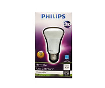 Philips 8W (40W) A19/E26 LED Light Bulb</span>