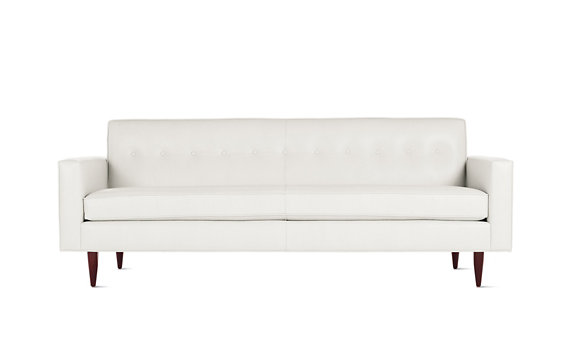 "Bantam 86"" Sofa in Leather"