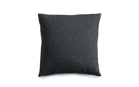 Como Throw Pillow, Lama Tweed