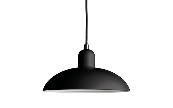kaiser idell pendant lamp design within reach. Black Bedroom Furniture Sets. Home Design Ideas